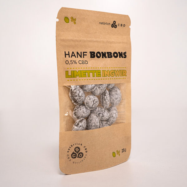 Hanf CBD Bonbons