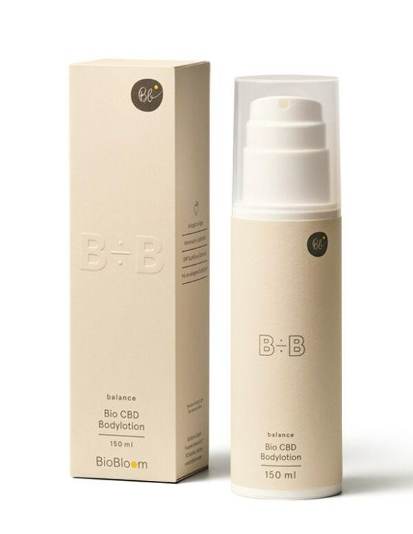 BioBloom Bio CBD Bodylotion