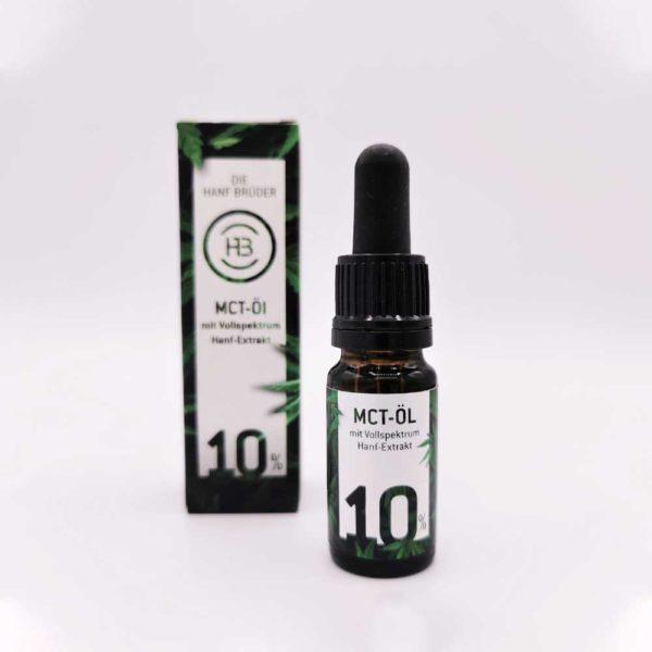 MCT Öl 10% CBD