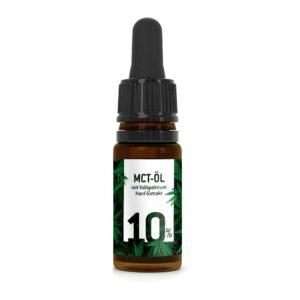 MCT Öl mIt 10% CBD